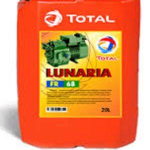 Dầu máy nén lạnh Total Lunaria FR 32