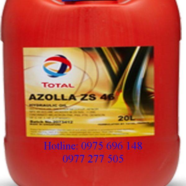 Dầu thủy lực Total Azolla ZS 46