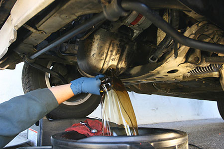 Quy trình chạy thử dầu động cơ