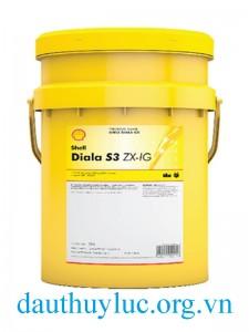 Dầu biến thế Shell Diala S2 ZX -A