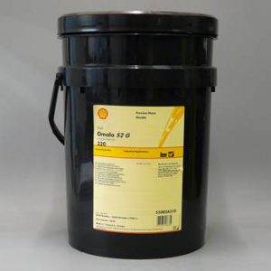 dầu bánh răng shell omala S2 G 320