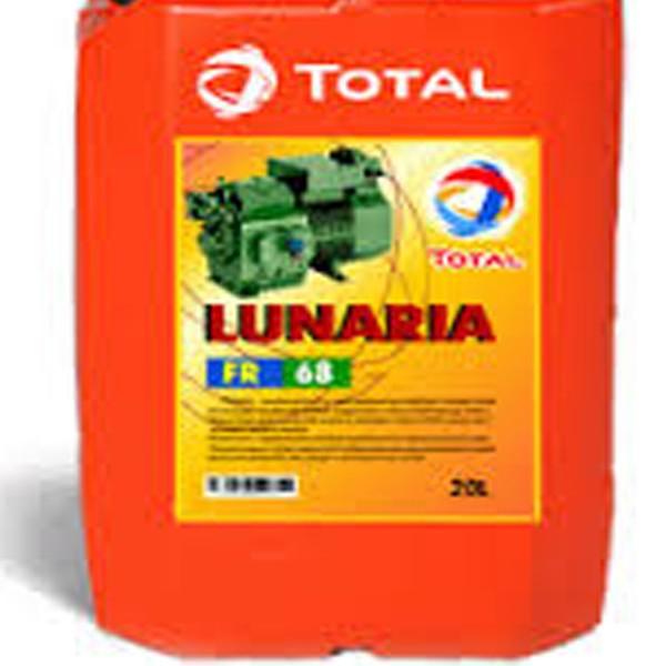 Dầu máy nén lạnh Total Lunaria FR 68