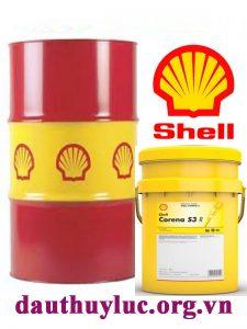 dầu máy nén khí Shell corena