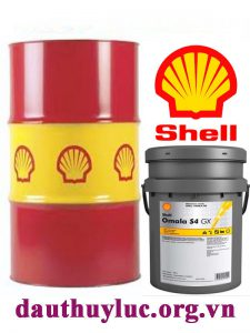 Báo giá dầu bánh răng công nghiệp Shell Omala S2 G220