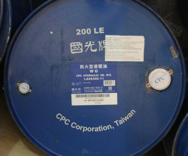 Dầu cắt gọt kim loại pha nước, dầu làm mát CPC