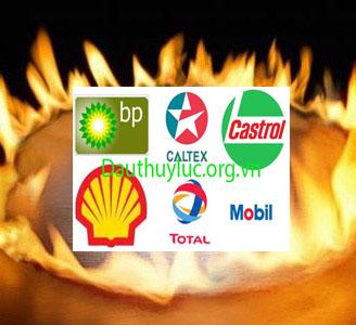 Các nguyên nhân khiến dầu thủy lực bị nóng