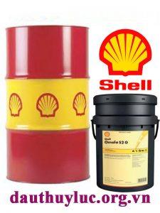 Dầu bánh răng Shell