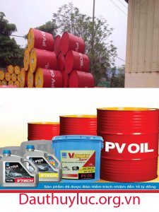 Dầu thủy lực PV Oil