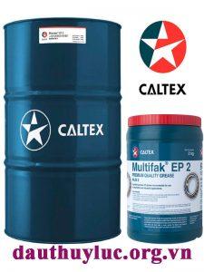 Mỡ bôi trơn Caltex Multifak EP 2