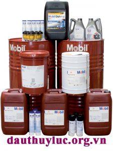 dầu máy nén lạnh Mobil