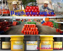 dầu thủy lực Shell do nước nào sản xuất