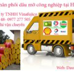 Đại chỉ mua dầu thuỷ lực, dầu nhớt chính hãng tại Hưng Yên