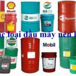 Top 3 sản phẩm dầu máy nén khí được sử dụng nhiều nhất năm 2017