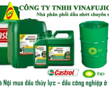 Ở Hà Nội mua dầu thủy lực – dầu công nghiệp ở đâu?