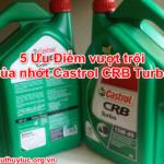 Castrol CRB Turbo+ 20W50 CH-4