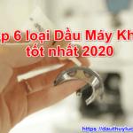 Top 6 loại Dầu Máy Khâu tốt nhất 2020