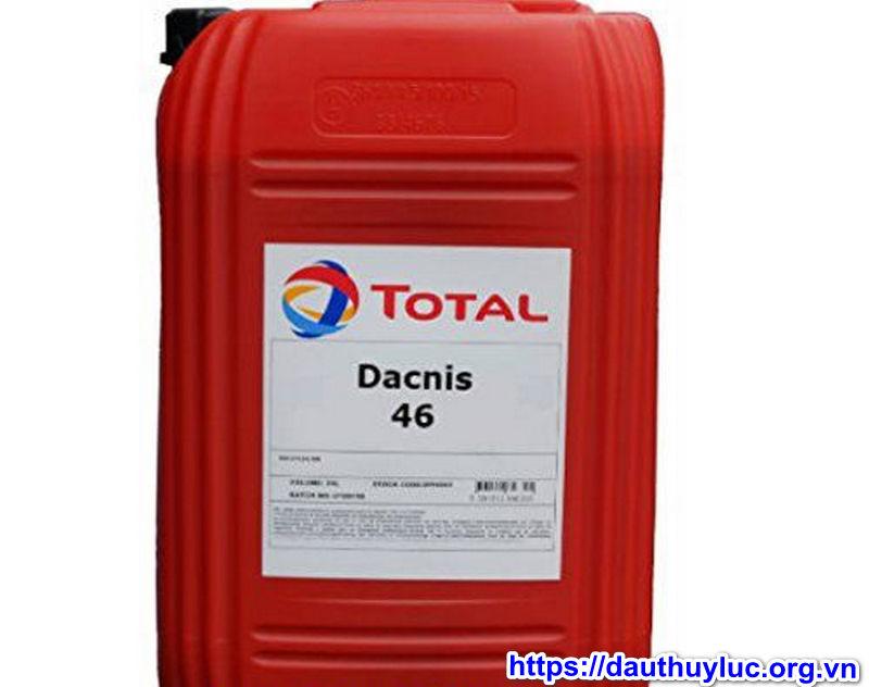 Dầu máy nén khí Total Dacnis 46