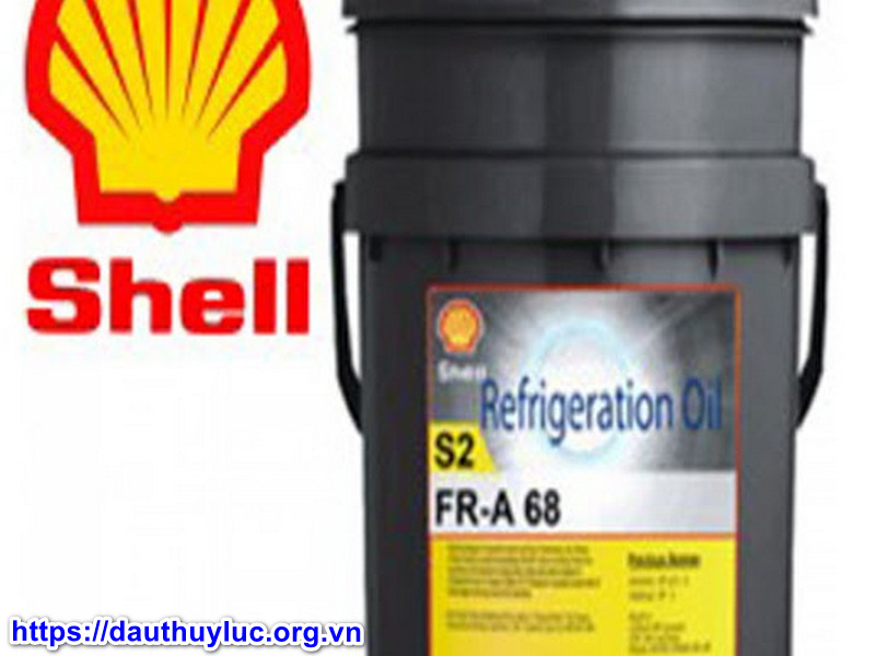 Shell Refrigeration S2 FR-A 46