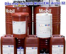 Dầu lạnh Mobil - một trong những thương hiệu sản xuất dầu lớn nhất thế giới