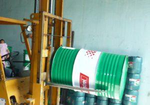 Khảo sát đơn vị bán dầu Tuabin Castrol